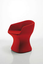 contemporary bridge armchair SO PRETTY by Dario Delpin CHAIRS & MORE