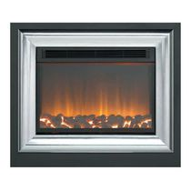 contemporary built-in fireplace (electric closed hearth) WHITWELL 511CH-R Burley