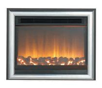 contemporary built-in fireplace (electric closed hearth) WHITWELL 511TTC-R Burley