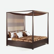 contemporary canopy double bed ARKADIA LAMBERT