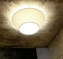 contemporary ceiling lamp (fabric) HALO Lnd Design