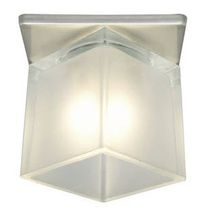 contemporary ceiling lamp (halogen spotlight) CUBO  Cristalrecord