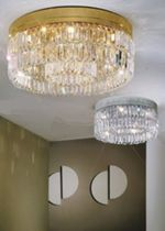 contemporary ceiling lamp PRISMA Kolarz