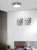 contemporary ceiling lamp (metal) INOXX / 6298 MILAN ILUMINACION
