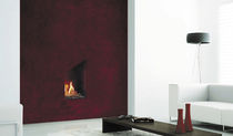 contemporary central fireplace (gas open hearth) FOCUS ITALKERO