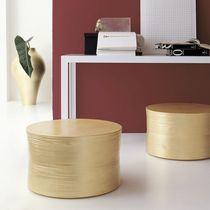 contemporary ceramic stool GOLD COLLECTION by Marcel Wanders B&amp;B Italia