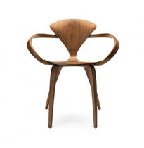 contemporary chair with armrests CHERNER Boxx Furniture