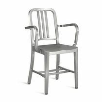 contemporary chair with armrests NAVY®: 1006-A emeco