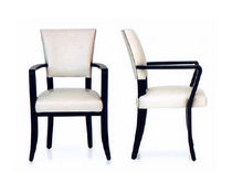 contemporary chair with armrests VIENNA Urban Cape