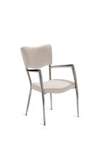 contemporary chair with armrests 888 STAR srl