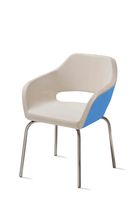 contemporary chair with armrests 73 STAR srl