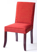 contemporary chair in certified wood (FSC-certified) LELA LauraBirnsDesign Eco-Furnishings, LLC