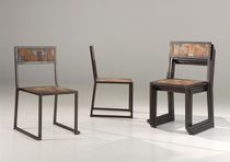 contemporary chair in certified wood (FSC-certified) ISIS  BSM