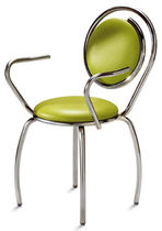 contemporary chair with armrests 445 STAR srl
