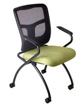 contemporary chair with casters YS70N Office Master Inc.