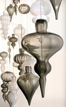 contemporary chandelier ORNAMENTS Studio Bel Vetro