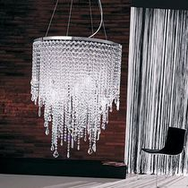 contemporary chandelier (crystal, handmade) CASCADE Classic Light