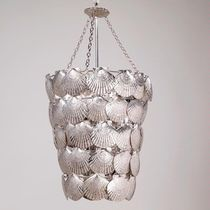 contemporary chandelier (metal) CHANDELIERS : SANTIAGO VAUGHAN