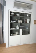contemporary china cabinet by Gatis Garvars Design Group IN