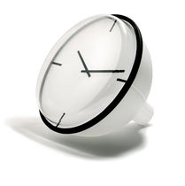 contemporary clock OCLOCK by Anthony Duffeleer van Esch bv