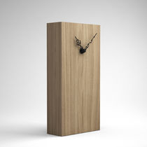 contemporary clock CLICK CLOCK by Alfredo Da Silva PH NEUTRE DESIGN