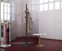 contemporary coat-rack TOTEM by David Dolcini Zilio Aldo