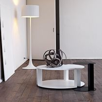 contemporary coffee table NIX by Gabriele and Oscar Buratti B&B Italia