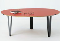 contemporary coffee table T.INO by Antonio Monaci  Lehni