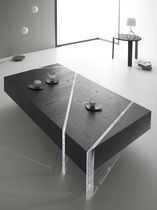 contemporary coffee table KRISTAL by Erwan Péron TurriniBY