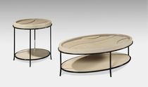 contemporary coffee table ARTISAN Planum, Inc.
