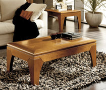 contemporary coffee table in solid wood 351 ALCOMOBEL S.L.
