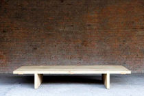 contemporary coffee table in solid wood MINIMUS by Livine ST-PAUL HOME