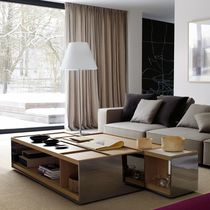 contemporary coffee table with storage SURFACE by Vincent Van Duysen B&B Italia