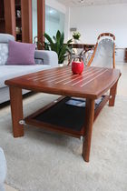 contemporary coffee table Table basse Serk DECK LINE