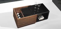 contemporary coffee table with storage BOX ARTURO ESCUDERO