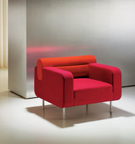 contemporary commercial armchair ORLY by Patrick Norguet BERNHARD design