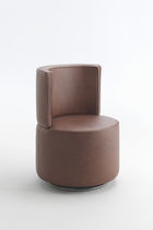 contemporary commercial fireside chair CLUB by Agi Studio SASA export