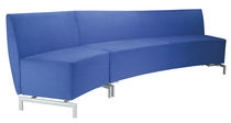 contemporary commercial modular sofa avenue Selka-line Oy