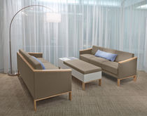 contemporary commercial sofa TAVA� nurture