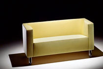 contemporary commercial sofa with casters ALTAIR : ALT A-2 MOHDO