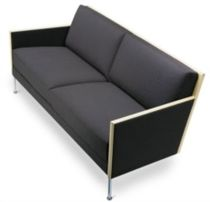 contemporary commercial sofa CASINO by Gunilla Allard Lammhults M&ouml;bel AB