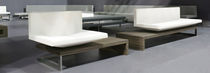 contemporary commercial upholstered bench FLY C MOHDO