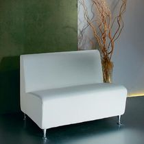 contemporary commercial upholstered bench DISCO BL011 GIGLI MEGLIO