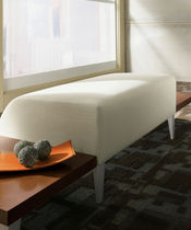 contemporary commercial upholstered bench BASIL  OFS Brands