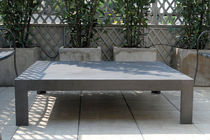 contemporary concrete coffee table UBIQ3  GALERIE TAPORO