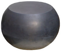 contemporary concrete coffee table BOULE MATIERA