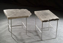 contemporary concrete stool PUZZLE COMPACT CONCRETE