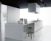 contemporary corian kitchen CASE SYSTEM 5.0 by Piero Lissoni Boffi
