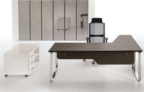 contemporary corner office desk MY POD Uffix Concept by Uffix