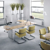 contemporary corner office desk PLENUM Kembo